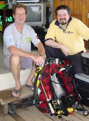 Tec Dive scuba Philippines