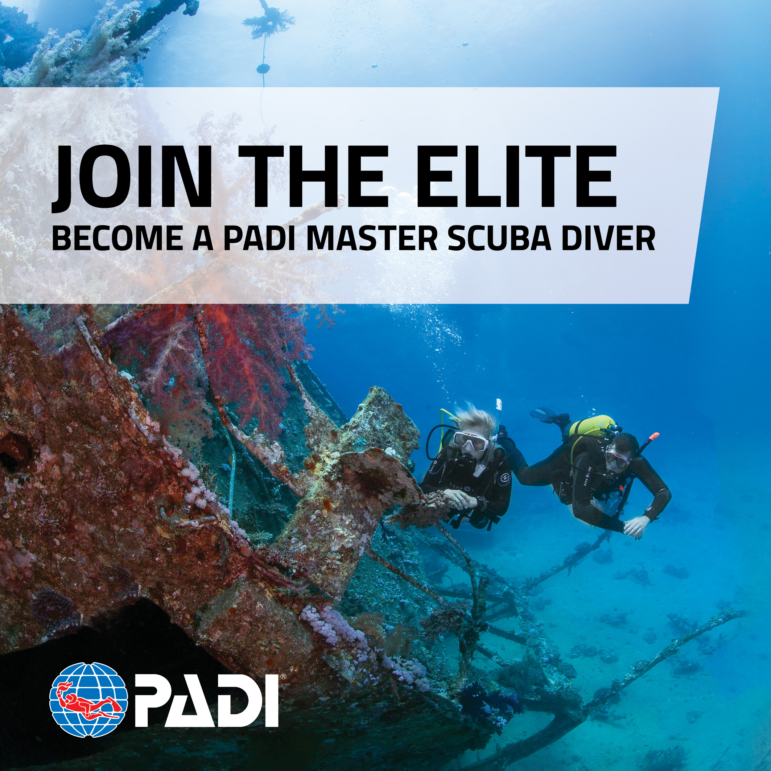 Scuba diving training johans beach and dive resort subic bay master scuba diver join the best of the best in recreational diving fandeluxe Choice Image